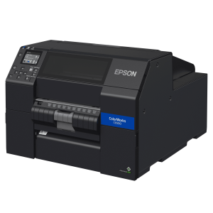 product photo EPSON Colorworks CW-C6500Pe left