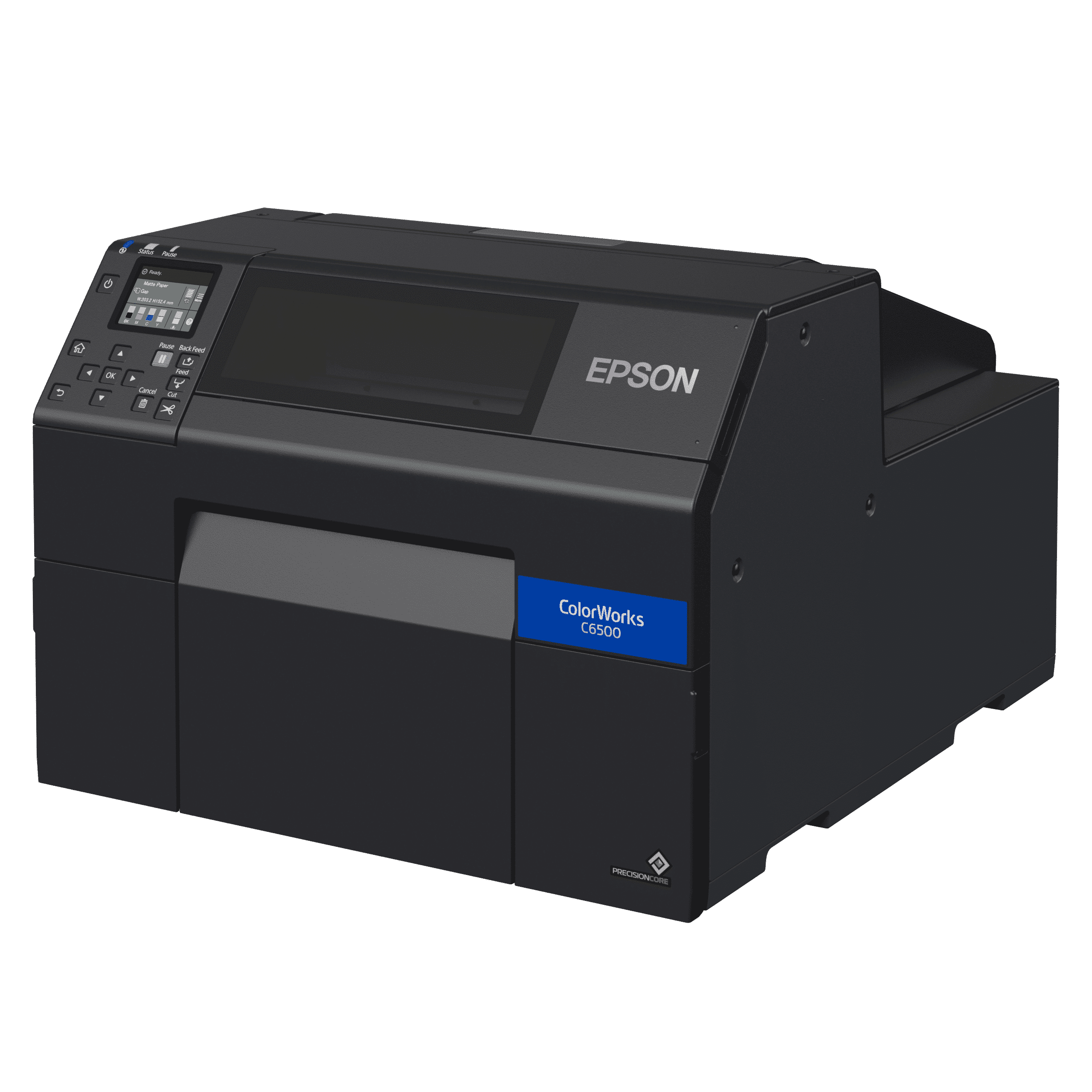 product photo EPSON Colorworks CW-C6500Ae left