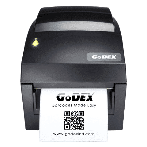 Godex DT4x front view