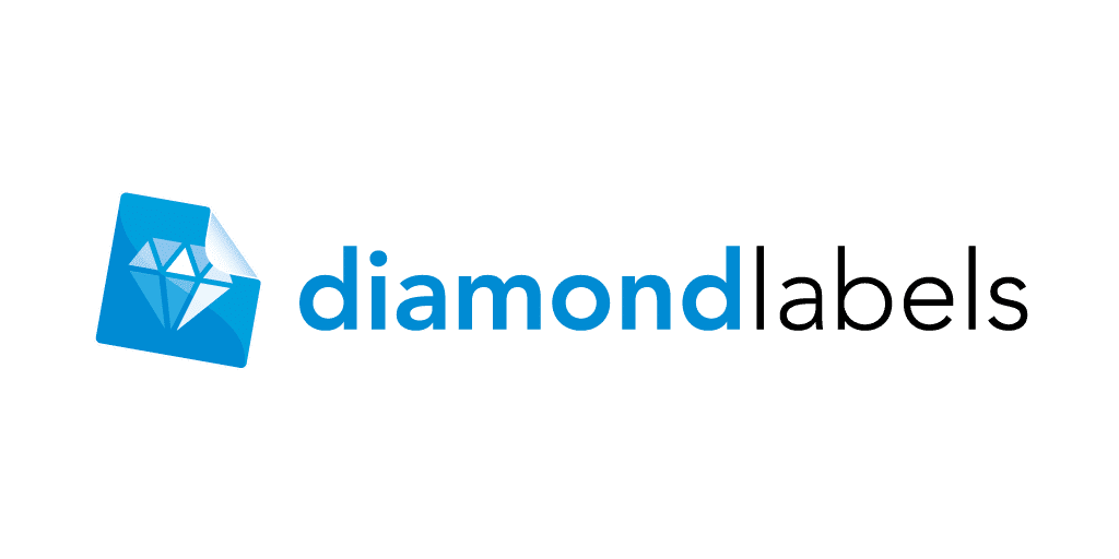Logo Diamondlabels printer media